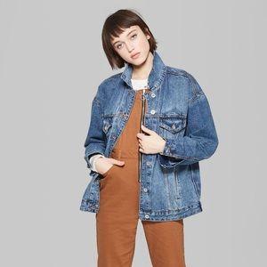 Target Wild Fable Jean Jacket